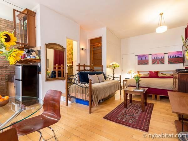 Casa vacanza a new york monolocale east village ny 11966 for Appartamenti ny manhattan