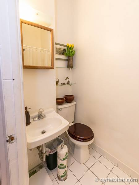 New York Studio accommodation - bathroom (NY-11967) photo 1 of 4