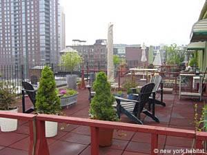 New York Accommodation 2 Bedroom Loft Duplex Penthouse Apartment Rental
