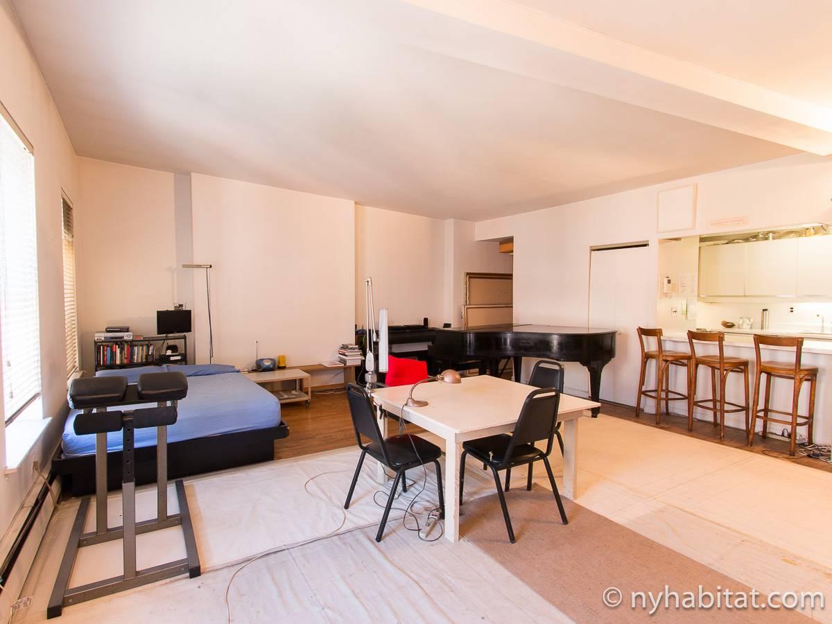 New york apartment studio loft apartment rental in east for Studio apartment in new york
