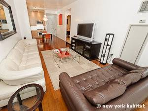 New York Apartment 1 Bedroom Rental in Midtown West (NY-12092)