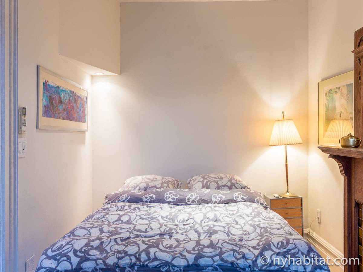New York T3 - Duplex appartement location vacances - chambre 1 (NY-12274) photo 1 sur 8