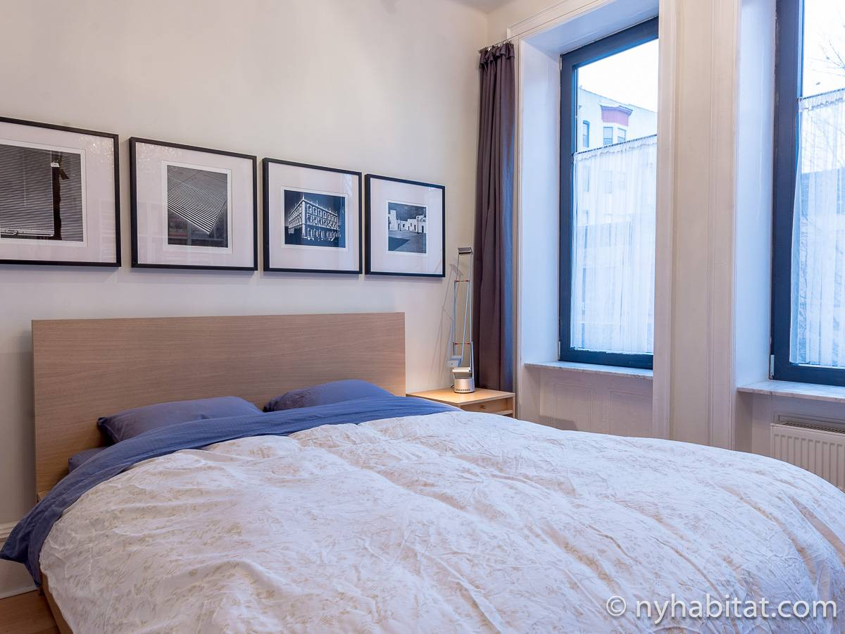 New York T3 - Duplex appartement location vacances - chambre 2 (NY-12274) photo 1 sur 8