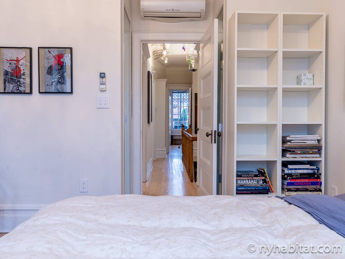 New York T3 - Duplex appartement location vacances - chambre 2 (NY-12274) photo 5 sur 8
