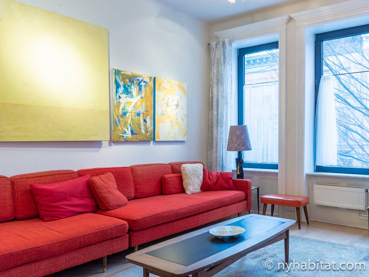 New York - T3 appartement location vacances - Appartement référence NY-12274
