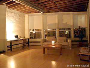 New York 1 Bedroom Loft apartment living room NY 12282 photo New York  Apartment 1 Bedroom Loft Apartment Rental in ChinatownLofts For Rent In New York Ny  New York Alcove Studio Loft  . Lofts In New York City For Rent. Home Design Ideas
