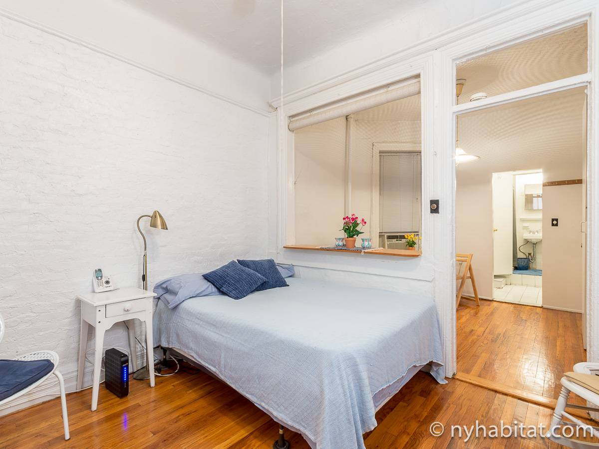 New York - Alcove Studio apartment - Apartment reference NY-12360