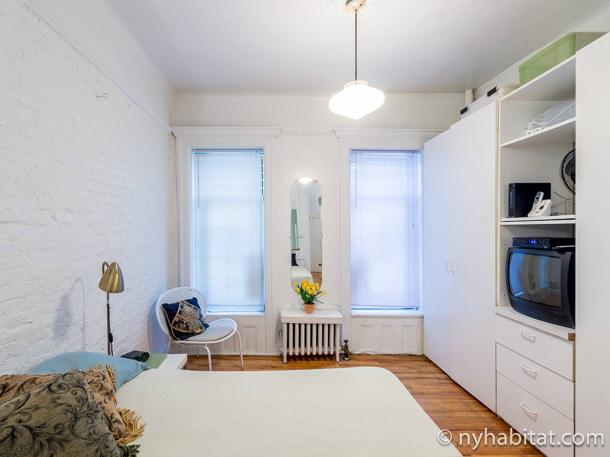 New York Alcove Studio apartment - living room (NY-12361) photo 4 of 8