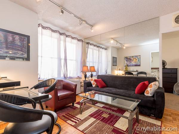 New York Apartment 2 Bedroom Apartment Rental In Midtown West Ny 12437
