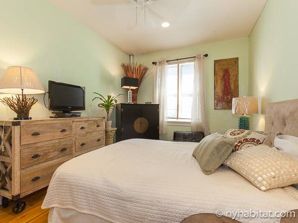 New York 1 Bedroom accommodation bed breakfast - Apartment reference NY-12474