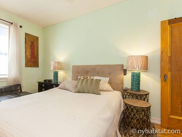 New York 1 Bedroom accommodation bed breakfast - bedroom (NY-12474) photo 3 of 4