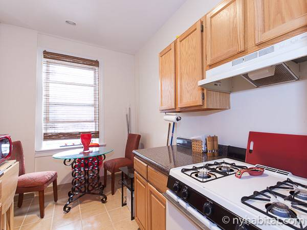 New York 1 Bedroom accommodation bed breakfast - kitchen (NY-12474) photo 3 of 4