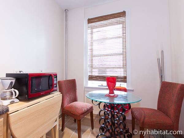 New York 1 Bedroom accommodation bed breakfast - kitchen (NY-12474) photo 2 of 4