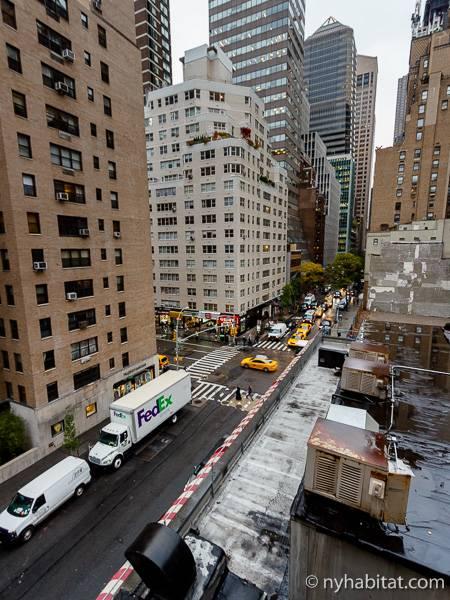 Stanza in affitto a new york 2 camere da letto midtown for Appartamenti in affitto new york city