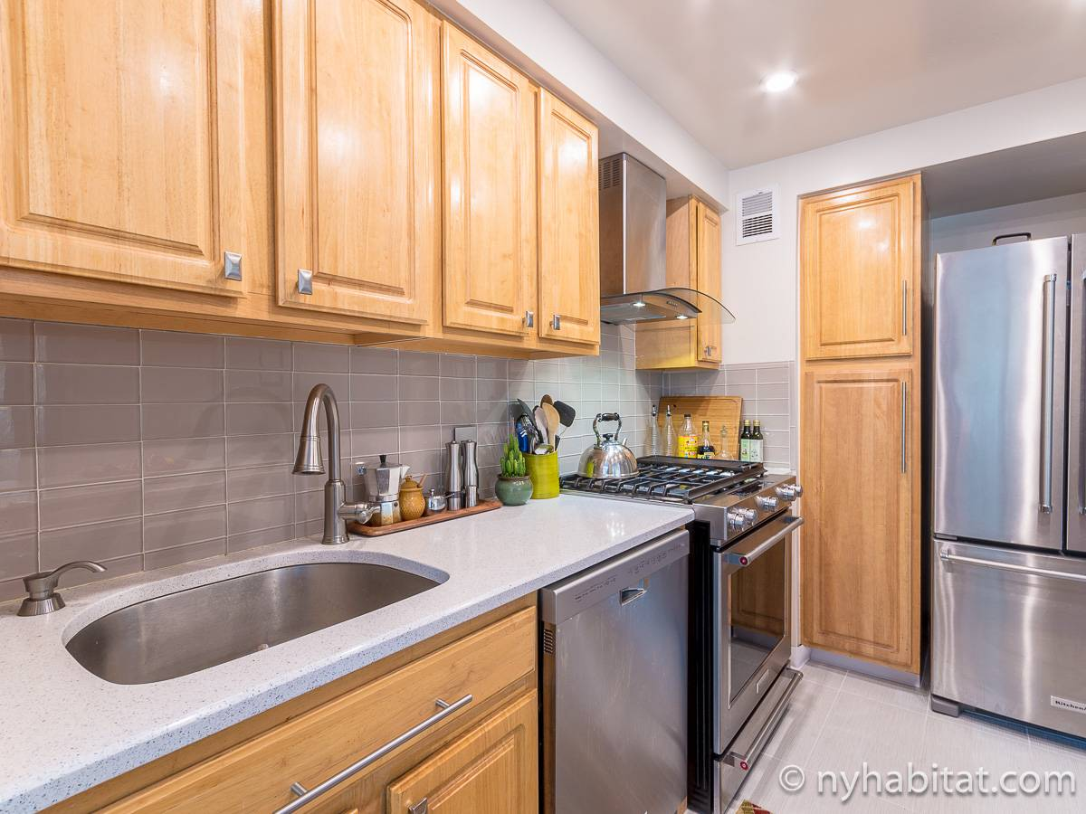 New York 3 Bedroom roommate share apartment - kitchen (NY-12639) photo 4 of 6