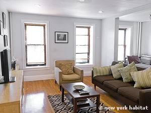 New York 3 Bedroom - Duplex accommodation - living room (NY-12670) photo 2 of 6