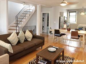 New York 3 Bedroom - Duplex accommodation - Apartment reference NY-12670