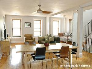 New York 3 Bedroom - Duplex accommodation - living room (NY-12670) photo 1 of 6