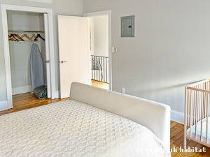 New York 3 Bedroom - Duplex accommodation - bedroom 1 (NY-12670) photo 3 of 6