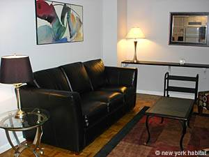 New York 1 Bedroom apartment - living room (NY-12754) photo 1 of 7