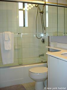 New York 1 Bedroom apartment - bathroom (NY-12754) photo 1 of 2