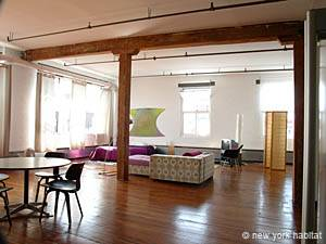 New York Accommodation Studio Loft Apartment Rental in