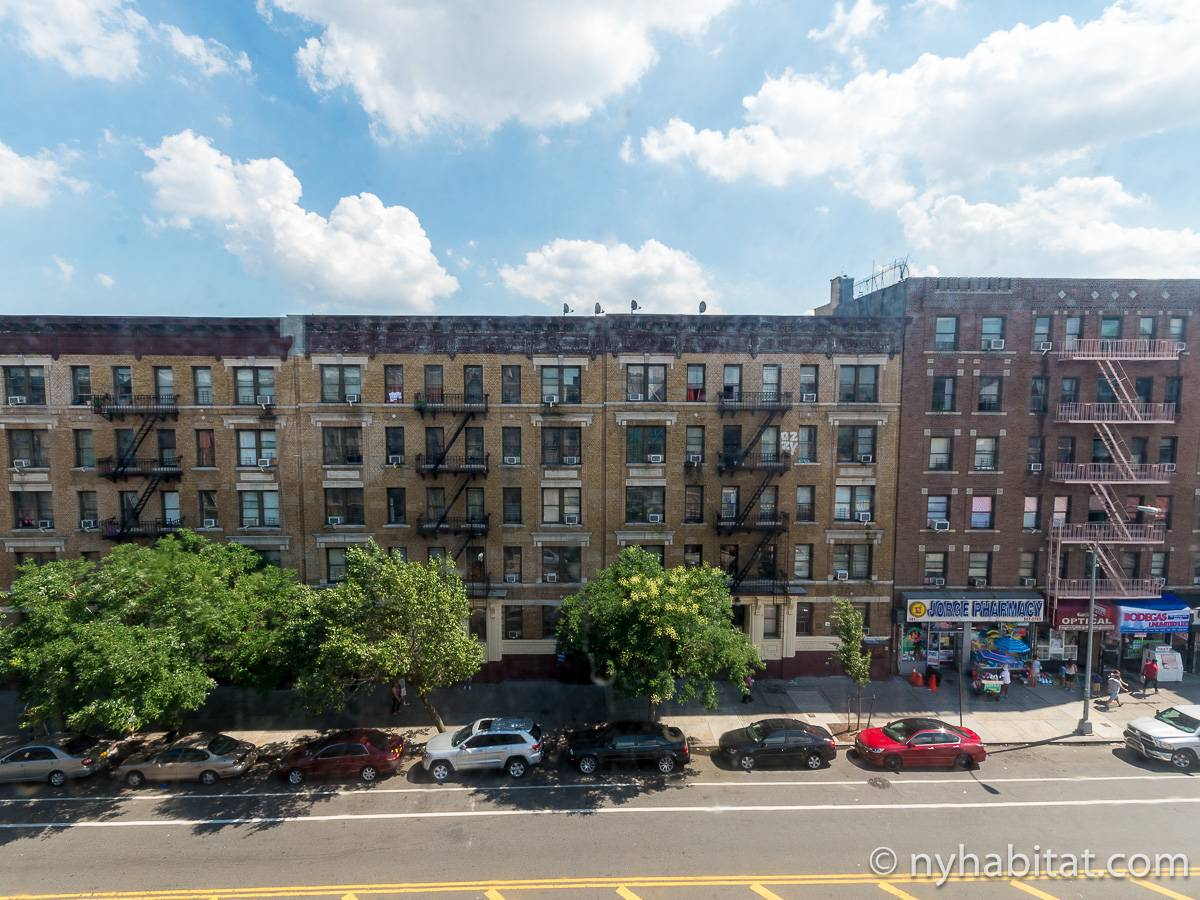 New York 2 Bedroom roommate share apartment - bedroom (NY-12825) photo 6 of 6