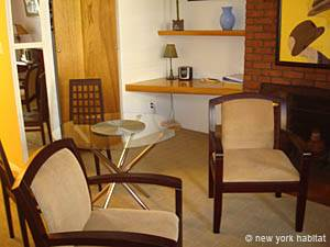 New York T2 logement location appartement - séjour (NY-12830) photo 2 sur 6