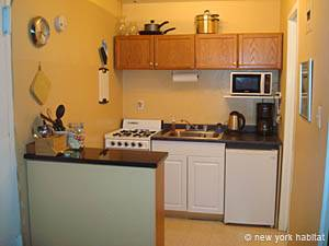 New York T2 logement location appartement - cuisine (NY-12830) photo 1 sur 1
