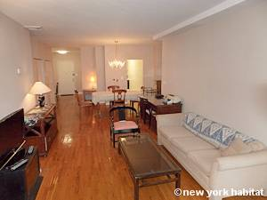 New York T3 logement location appartement - séjour (NY-12846) photo 3 sur 7