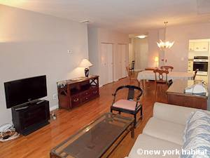 New York T3 logement location appartement - séjour (NY-12846) photo 4 sur 7