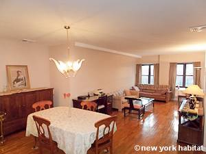 New York T3 logement location appartement - séjour (NY-12846) photo 1 sur 7