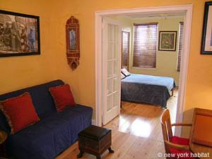 New York 1 Bedroom apartment - living room (NY-12864) photo 2 of 4