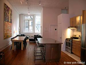 Apartments On New York Apartment 2 Bedroom Loft Apartment Rental