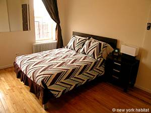 New York 2 Bedroom accommodation - bedroom 1 (NY-12888) photo 1 of 2