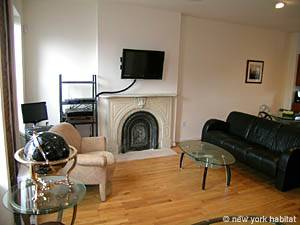 New York 2 Bedroom accommodation - living room (NY-12888) photo 1 of 5