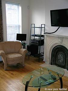 New York 2 Bedroom accommodation - living room (NY-12888) photo 3 of 5