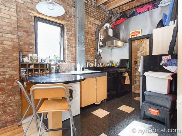New York Apartment: Studio Loft Apartment Rental in East Village ...