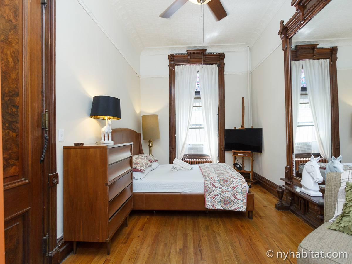 New York - Studio T1 appartement location vacances - Appartement référence NY-12900
