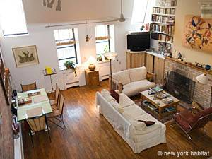 Apartamento en Nueva York 2 Dormitorios - Upper West Side (NY-1313)