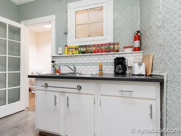Wohnung in New York, Bed and Breakfast - 8 Zimmer - Harlem (NY-14010)