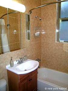 New York 1 Bedroom apartment - bathroom (NY-14078) photo 1 of 2