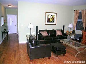 New York 1 Bedroom apartment - living room (NY-14078) photo 3 of 4