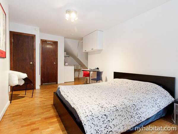 New York - Studio T1 appartement location vacances - Appartement référence NY-14100