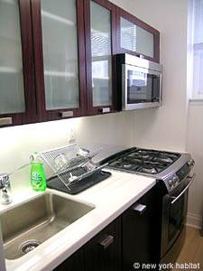 New York T2 logement location appartement - cuisine (NY-14130) photo 2 sur 2