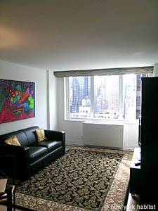 New York T2 logement location appartement - séjour (NY-14130) photo 5 sur 9
