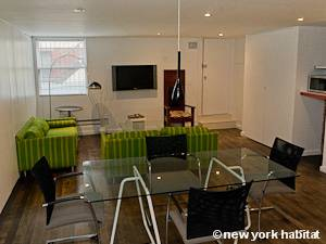New York T3 appartement location vacances - séjour (NY-14141) photo 2 sur 4