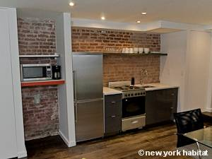 New York T3 appartement location vacances - cuisine (NY-14141) photo 1 sur 4