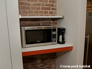 New York T3 appartement location vacances - cuisine (NY-14141) photo 2 sur 4