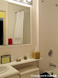 New York T2 appartement colocation - salle de bain (NY-14144) photo 2 sur 3